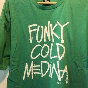Stussy - Tone Loc - Funky Cold Medina T-Shirt